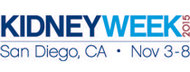 American Society of Nephrology Kidney Week 2015