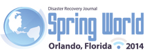 Disaster Recovery Journal - Spring World
