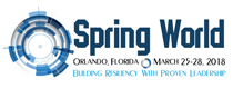 Disaster Recovery Journal Spring World