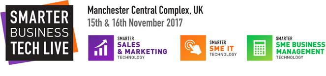 Smarter Business Tech Live (November) 2017